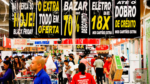 Black Friday, Supermercados, Varejo