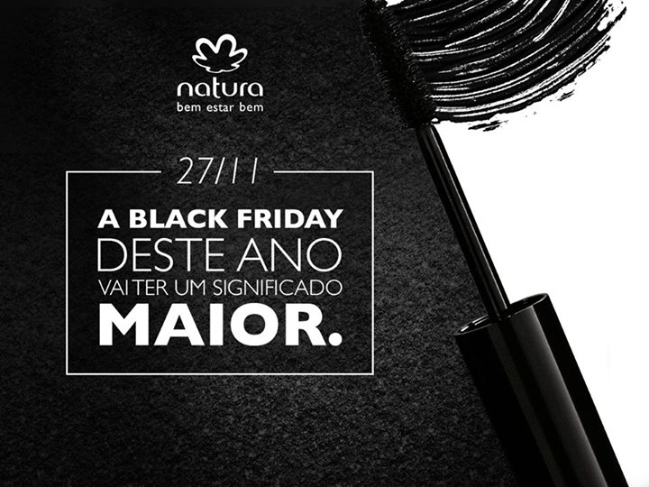 Black Friday, Natura, e-commerce