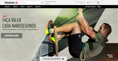 Rebook, E-commerce, Expansão