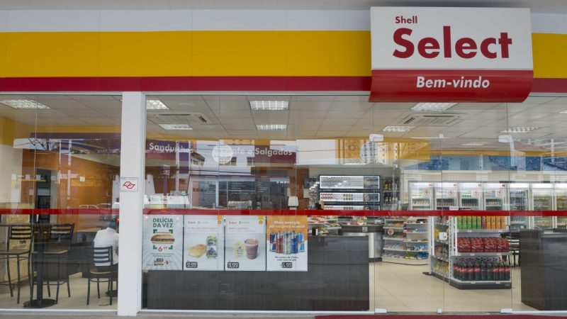 Shell Select, Shell, sorteio