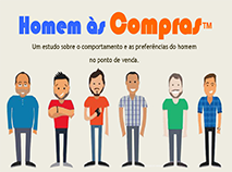 Comportamento do shopper masculino