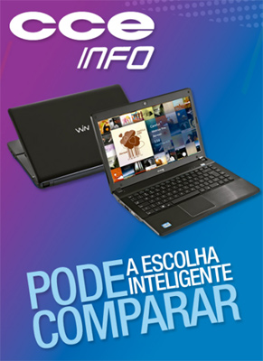 cce,aplicativo, facebook,notebook,pode comparar