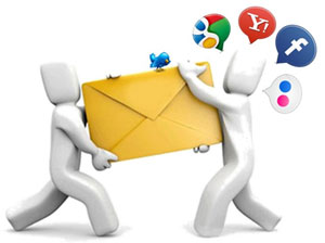 mobile,social,e-mail Marketing