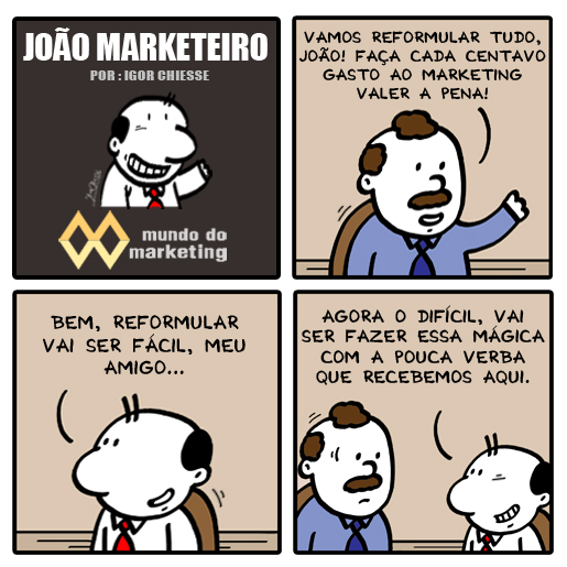 Reformulação no Marketing