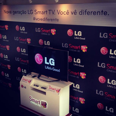 LG,Smart TV,digital,webfilm,hotsite,redes sociais