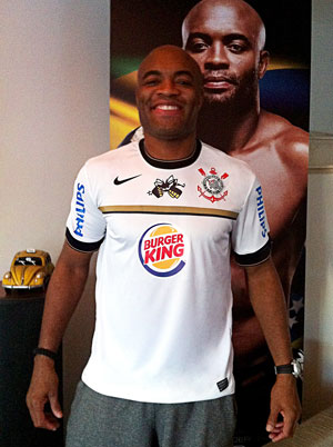 anderson silva,spider,patrocínios,ufc,148,nike,burger king,philips