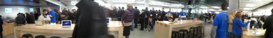 shopper,nrf,apple