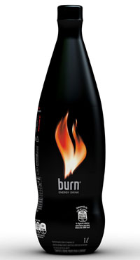 Burn,Coca-Cola,Energético,categoria premium