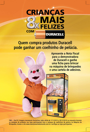 Duracell cria Toy Machine itinerante