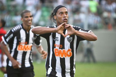 mundo do marketing esportivo,ronaldinho gaúcho,atlético mineiro