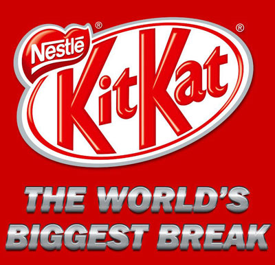 Kit Kat,chocolate,Nestlé,have a break,facebook