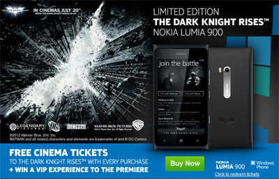 lumia,nokia,batman