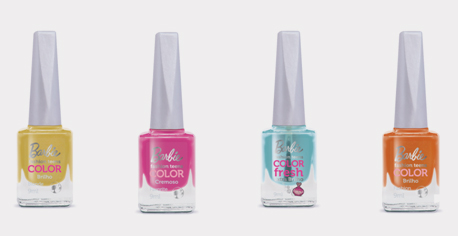 Mattel,Barbie,Biotropic Cosmética,esmalte,Barbie Fashion Teens Color