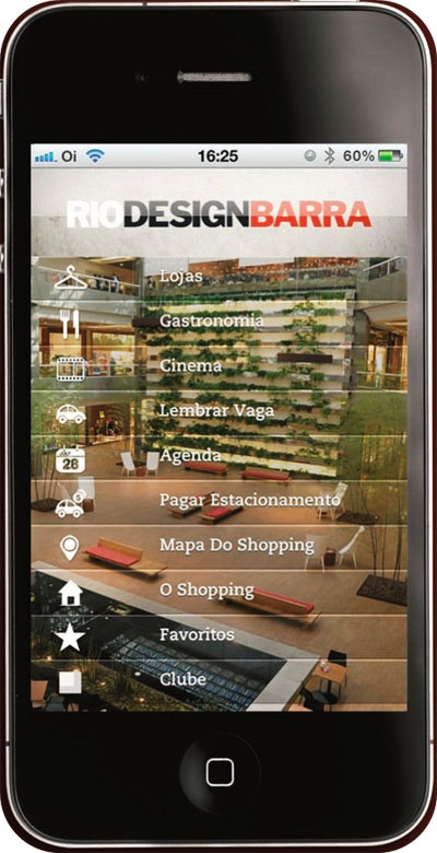 shopping,aplicativo,iphone,ipad,estacionamento