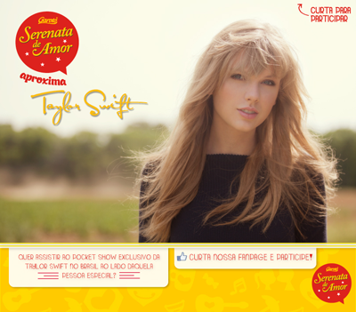 Serenata de Amor,Taylor Swift,show