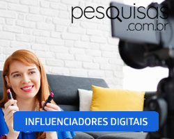 E-book - Influenciadores Digitais