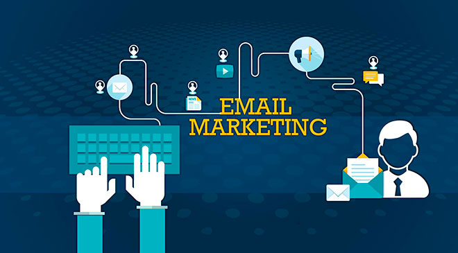 Análise de consumo de e-mail Marketing