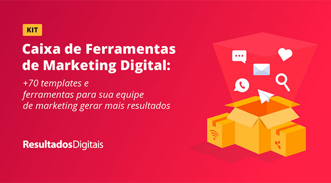 Caixa de Ferramentas do Marketing Digital