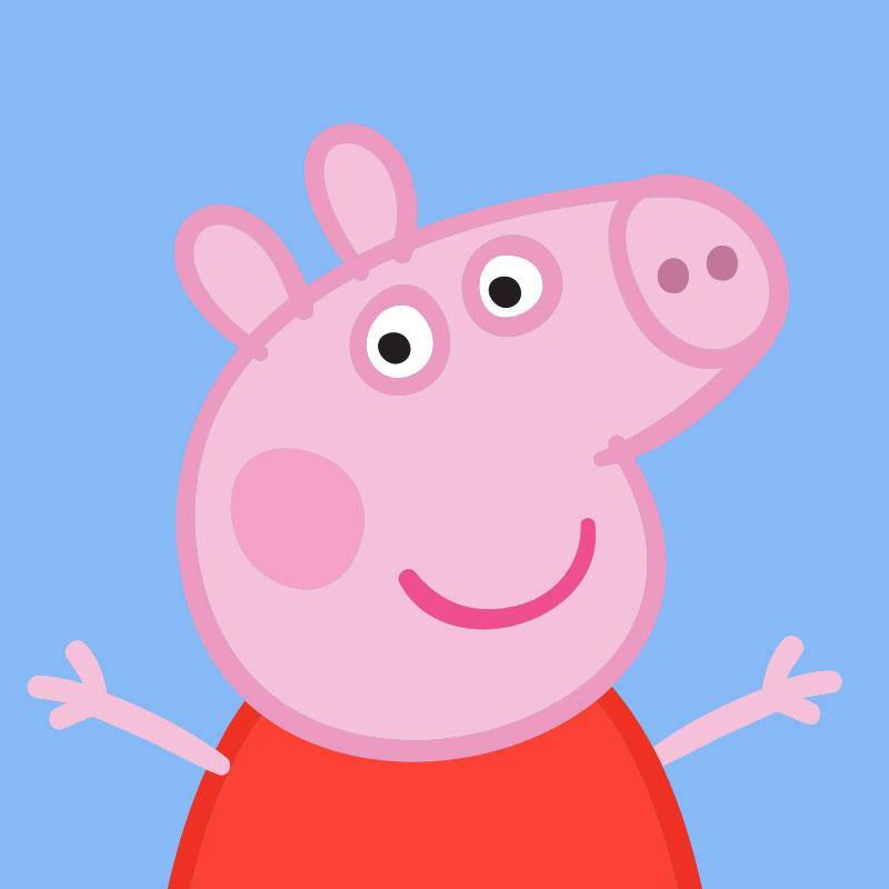 BRMalls, Peppa Pig, Entertainment One
