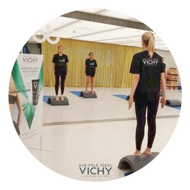 Vichy, Bodytech, out of home