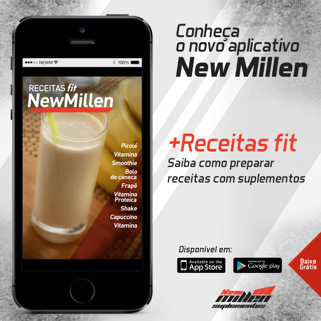 New Millen, Aplicativo, Wellness