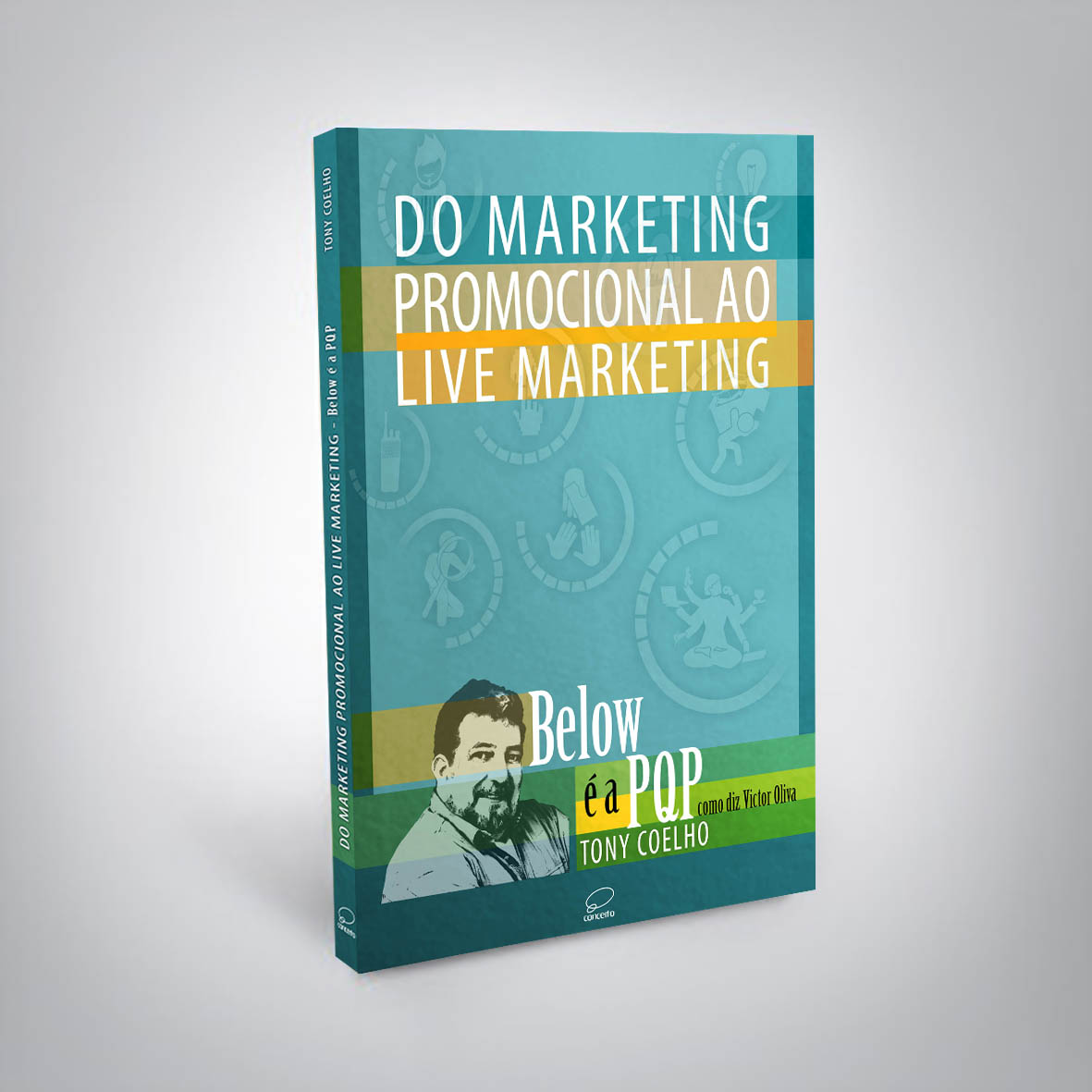 Livro, Live Marketing