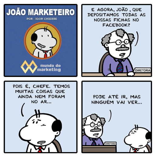 Marketing, Profissional, Facebook