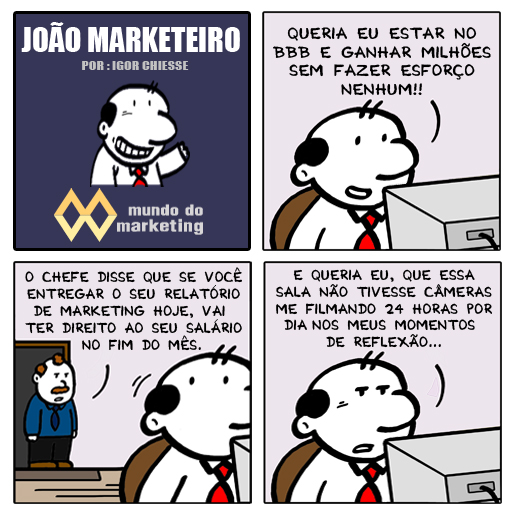 O BBB do Marketing