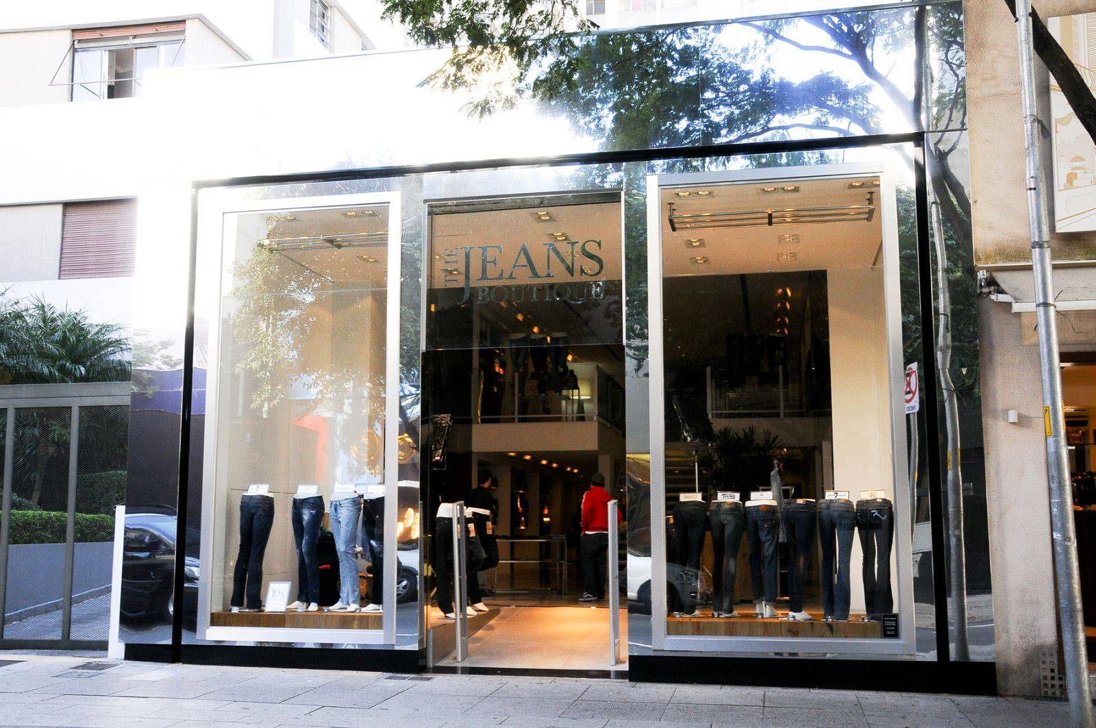 The Jeans Boutique, customização, Destroy your jeans