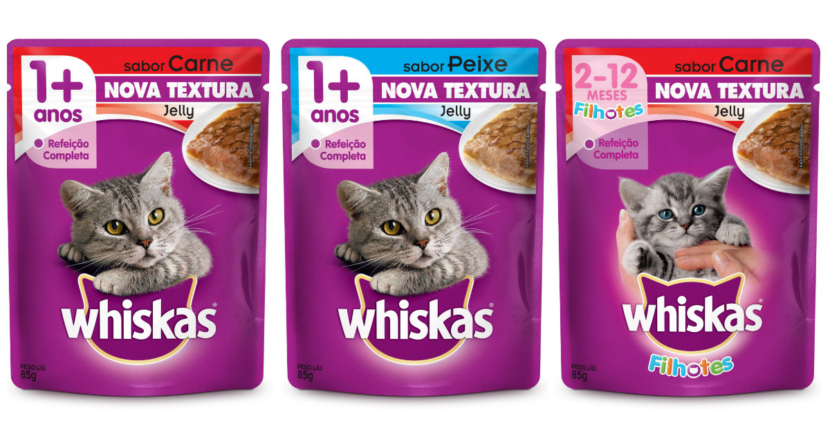 Whiskas, mercado pet