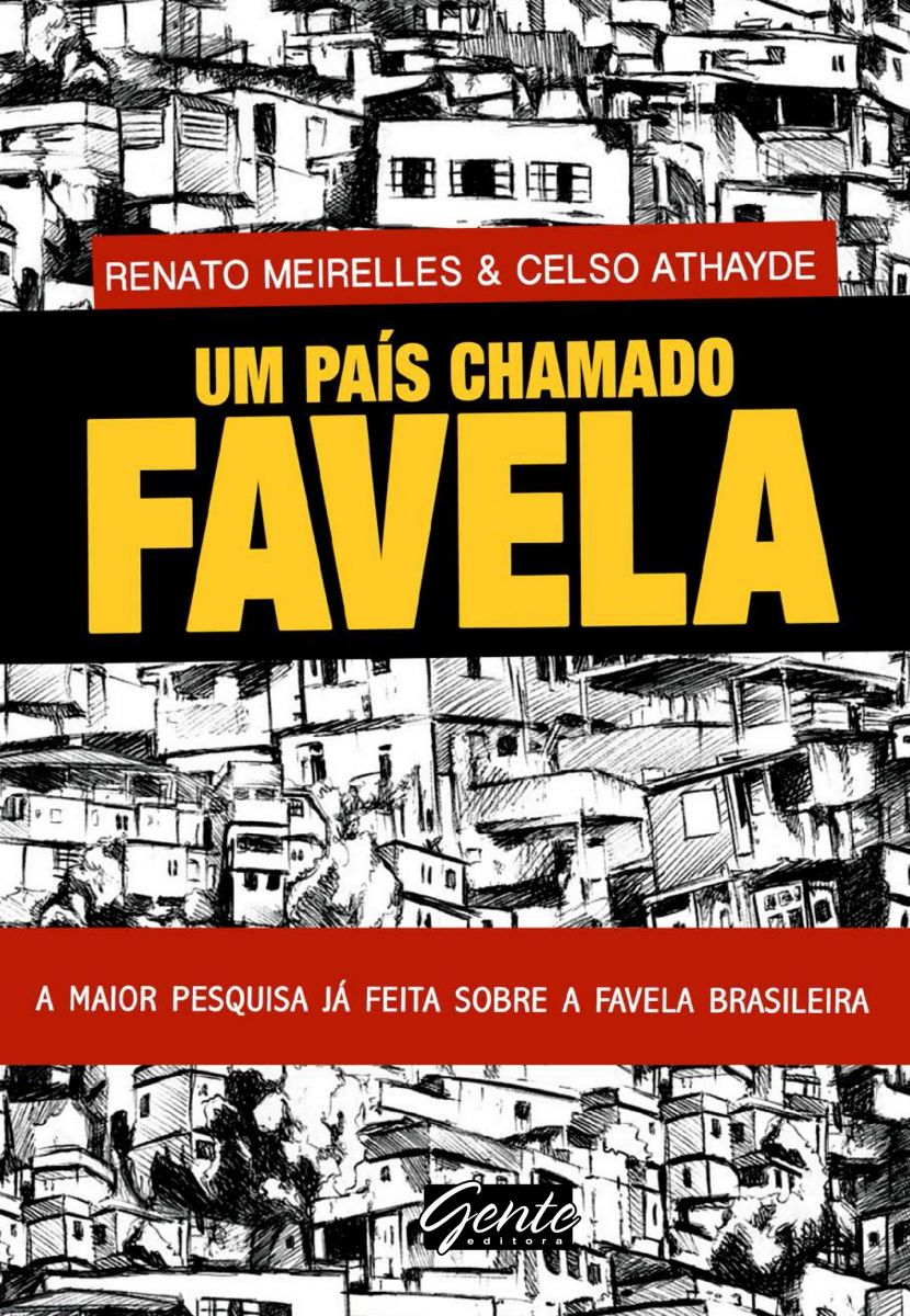 Livro, Favela, Data Popular