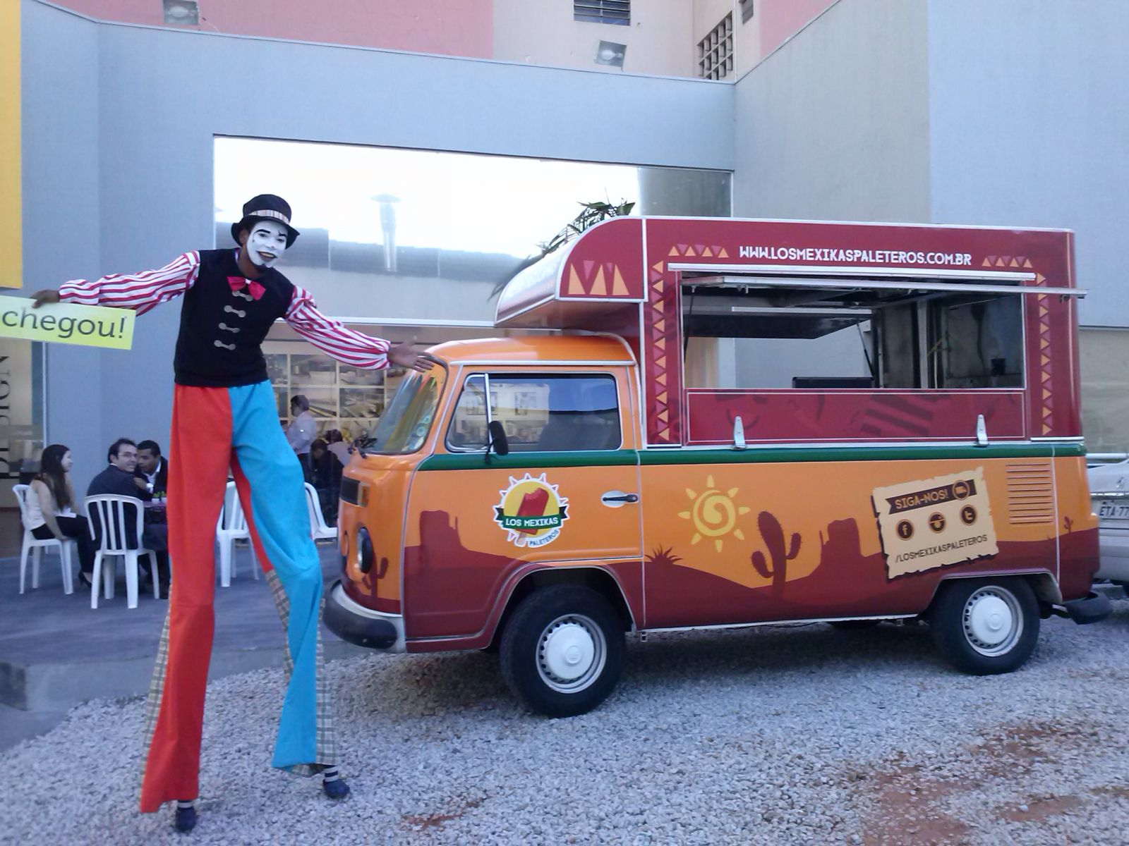 Food Truck, VUCFAIR, gastronomia