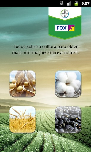 bayer,aplicativo,agricultor,fox