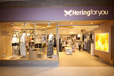 Hering, Hering for you, Hering Store, Shopping Morumbi