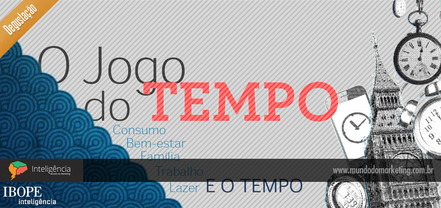 Tempo | comportamento do consumidor