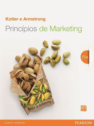 Livro, Princípios de Marketing, Philip Kotler, Gary Armstrong