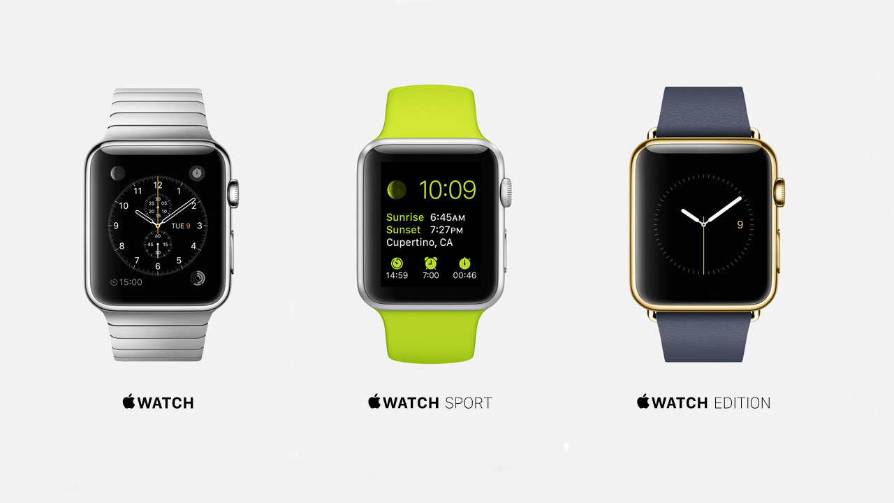 Apple, relógio, Apple Watch, eCGlobal Solutions