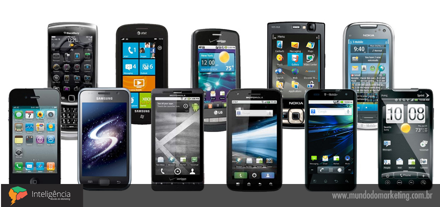 Digital | Comportamento | Smartphones | Mobile