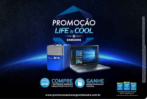 Samsung, notebook, mini refrigerador